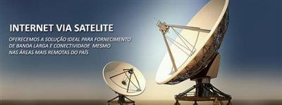 UNIVERSOSAT  INTERNET VIA SATELITE PARA TUDO BRASIL