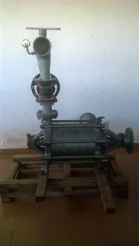 Bomba XHE Grande Vasão para irrigação