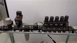 Comando Elétrico Teejet Para Pulverizador Autopropelido