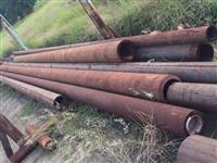 Tubos de aço