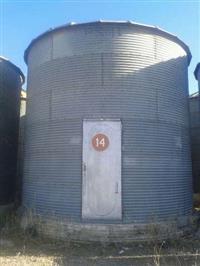 silos usados de armazenamento de grãos 90 toneladas em pernambuco