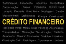 Linha de crédito para aquisição de bens, trocas, expansões e recursos financeiros