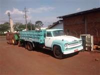 Caminh�o Chevrolet Chevrolet Brasil ano 63