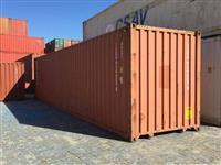 Containers Marítimos 6 metros e 12 metros