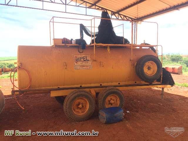 Tanque Mepel 5 mil litros 2011