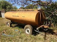 Carreta PIPA agrícola 6400 litros