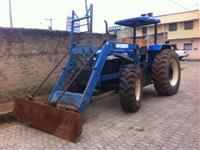 Trator  Ford/New Holland 7630 4x4
