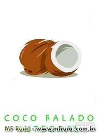 Compra de coco seco