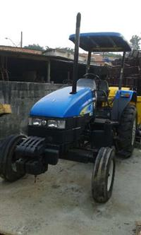 Trator  Ford/New Holland TL 75E 4x2