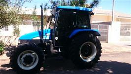 Trator Ford/New Holland TL 75E 4x4 ano 12