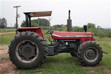 Trator Massey Ferguson 299 4x4 ano 90