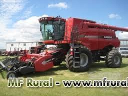 Linha de Crédito para colheitadeiras e máquinas Agrícolas
