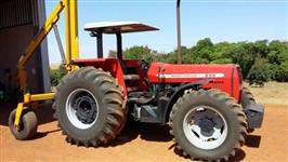 Trator Massey Ferguson 292 Turbo Advanced 4x4 ano 02