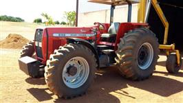 Trator Massey Ferguson 292 Turbo Advanced 4x4 ano 02