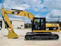 Escavadeira Caterpillar 330 D temos a melhor opção para 1ª Maquina