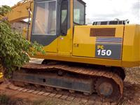 Escavadeira Hidraulica Pc150 ano 1999