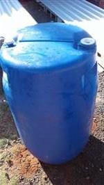 Bombonas de 200 litros