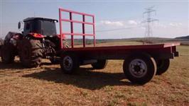 Carreta Agrícola para até 10Ton
