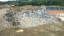 Pedreira em Funcionamento com Portaria de Lavra na Região Metropolitana de Goiânia.