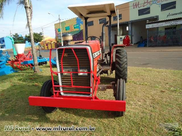 Trator Massey Ferguson 235 4x2 ano 91