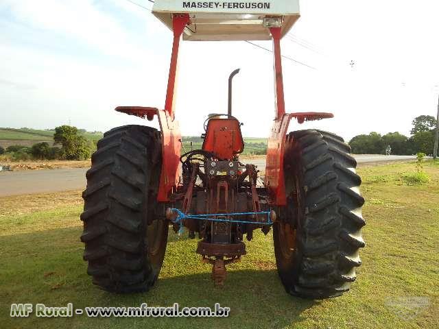 Trator Massey Ferguson 292 Turbo 4x2 ano 89