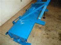 ROTATIVA MEC-RULL MODELO  ER-2000 2 METROS  DE LARGURA COM AS 48 ENXADAS TIPO