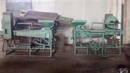 Máquina para Beneficiamento de Forrageiras Modelo 03M