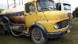 Caminhão Mercedes Benz (MB) 1113 ano 80