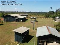 Fazenda de 1.800 hectares