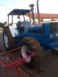 Trator Ford/New Holland 8630 4x4 ano 98