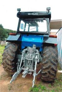 Trator Ford/New Holland 8830 4x4 ano 98