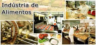 Indústria de alimentos de grande porte a venda