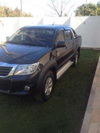 Hilux CD SR 2012 Automatic