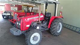 Trator Massey Ferguson 250 XE 4x4 ano 11