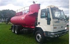 Caminhão Ford Cargo 2626 6x4 Bombeiro Gascom 15.000 Litros ano 05