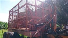 Transbordo de Cana Picada 10,5 Ton. Santa Isabel ano 2010 JJ Caminhões