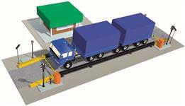 Sistema de Pesagem Para Balança Rodoviarias