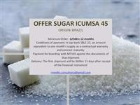 OFFER SUGAR ICUMSA 45