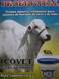 Probiovital (Probiótico) - Icovet 10kg