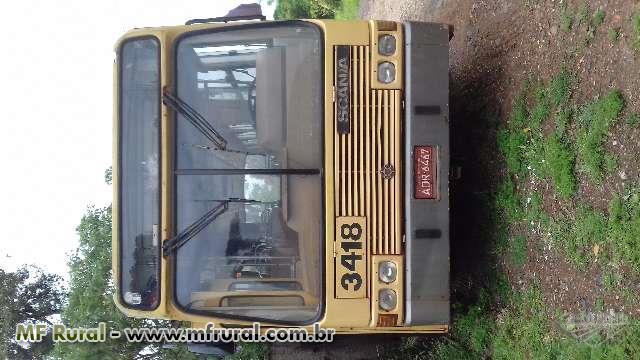 Onibus Rural Scania 113 91/92