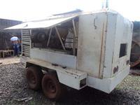 Unidade/Compressor IngersolL Rand 750