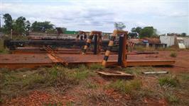 Tombador Hidráulico, descarga de caminhão
