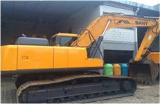 ESCAVADEIRA SANY 21 ton