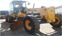 MOTO NIVELADORA NEW HOLLAND RG170