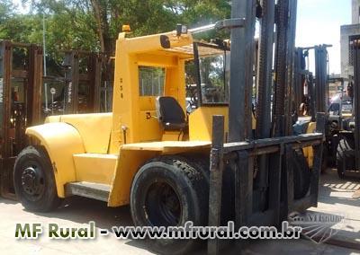 EMPILHADEIRA HYSTER H225 - 10 ton
