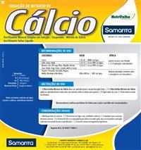 CÁLCIO + MAGNÉSIO - R$ 720,00 O Alqueire!