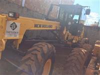 MOTONIVELADORA New Holland RG170b 2014