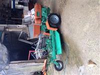 Mini/Micro Trator b 12 4x2 ano 00