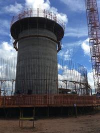 Reservatórios de Concreto e Silos de Concreto