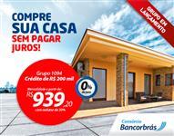 CONSÓRCIO E CARTA DE CRÉDITO